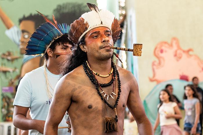 Pessoa indígena